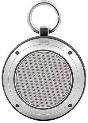 Влагозащищенная акустика Divoom Voombox travel (3GEN) BT (silver)