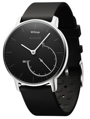 Смарт-часы Withings Activite POP Steel Black для Apple и Android устройств