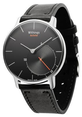 Смарт-часы Withings Activite Black для Apple и Android устройств