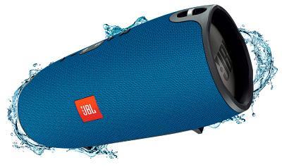 Влагозащищенная акустика JBL XTREME (Blue)