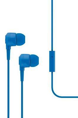 Наушники Ttec Joy (MKRN) вакуумные + гарнитура (blue)