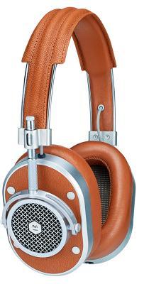 Наушники Master&Dynamic Over Ear Headphone MH40 (Brown/Silver)