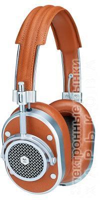 Наушники Master&Dynamic Over Ear Headphone MH40 (Brown/Silver) - Наушники и гарнитуры на рынке Барабашова