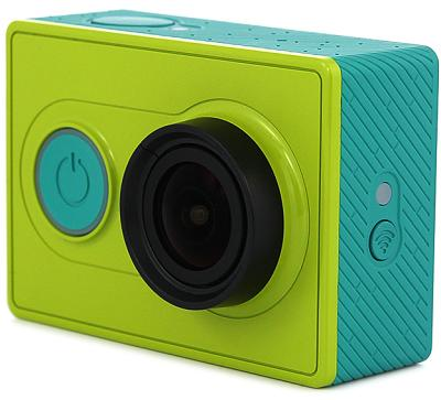 Экшн-камера Xiaomi Yi Sport Green Basic Edition