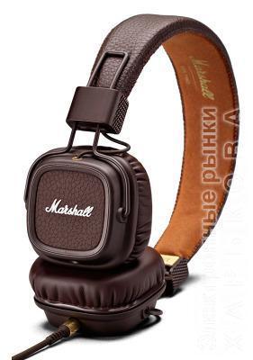Наушники Marshall Major II (Brown) - Наушники и гарнитуры на рынке Барабашова