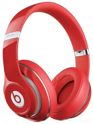Наушники Beats Studio 2.0 by Dr. Dre (MH7V2) Red