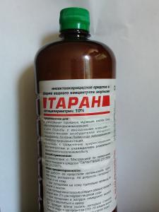 Таран 1л.