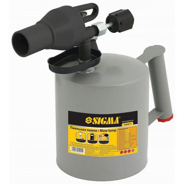 Паяльная лампа тип Украина 1,5л sigma 2904021