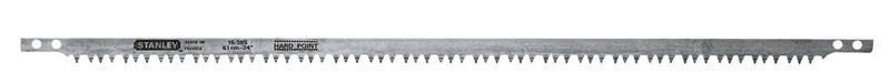 Полотно лучковой пилы 760мм  (шведский зуб для сухой древесины)  STANLEY 1-15-388