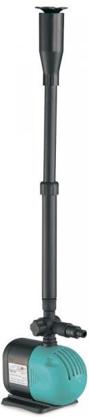 Насос фонтанный 75Вт Hmax 2,7м Qmax 2650л/ч (5 форсунок) leo 772116