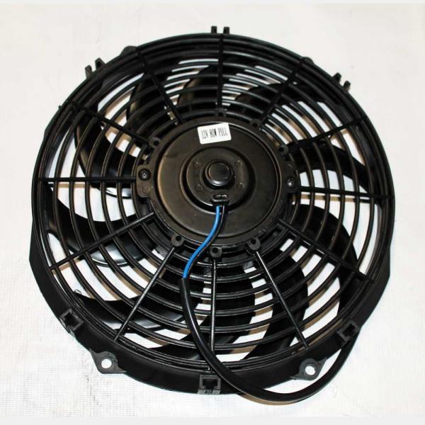 Вентилятор осевой  10'' S 24V  PUSH    80W