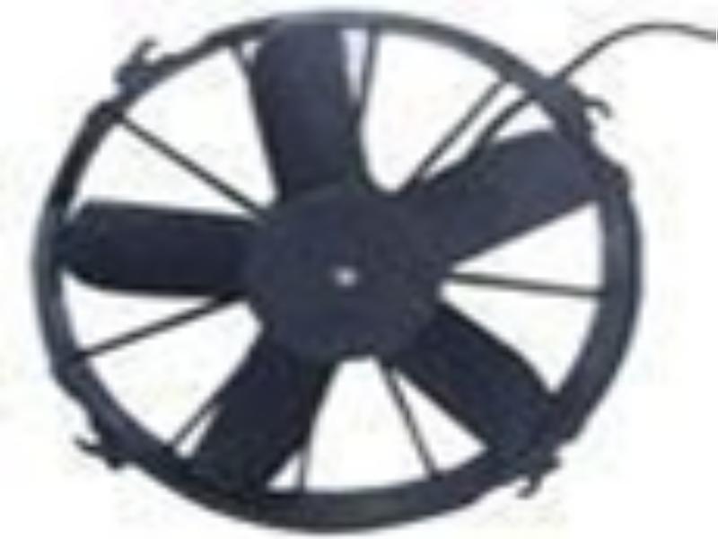Вентилятор осевой 160w, 12V Pull  Автобусный