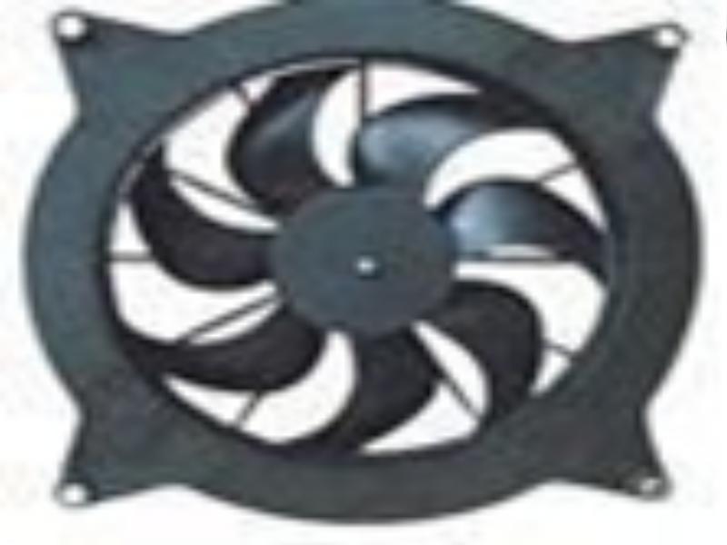 Вентилятор осевой, 160w, 24V Pull Автобусный