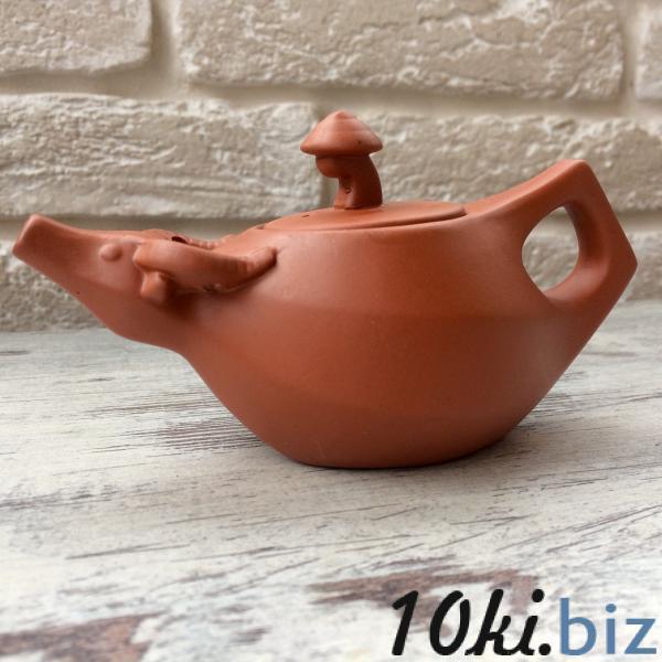 """Чайник из иссинской глины """"Китаец на воле"""" Подушки в Украине"""