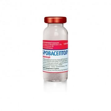 Бровасептол 6,6 г бровафарма