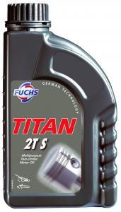 Фото Автохимия, Масло моторное Масло моторное FUCHS MOTO минеральное TITAN 2T M 1л API TC