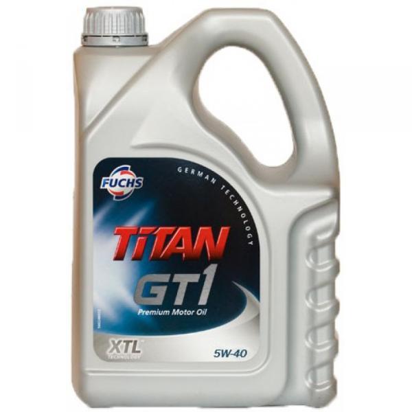 Моторное масло Fuchs Titan GT1 Pro FLEX 5W-30 FUCHS Синтетика