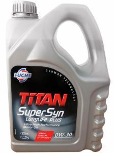 Фото Моторное масло Моторное масло FUCHS Titan Supersyn PLUS 0W-30 Синтетика