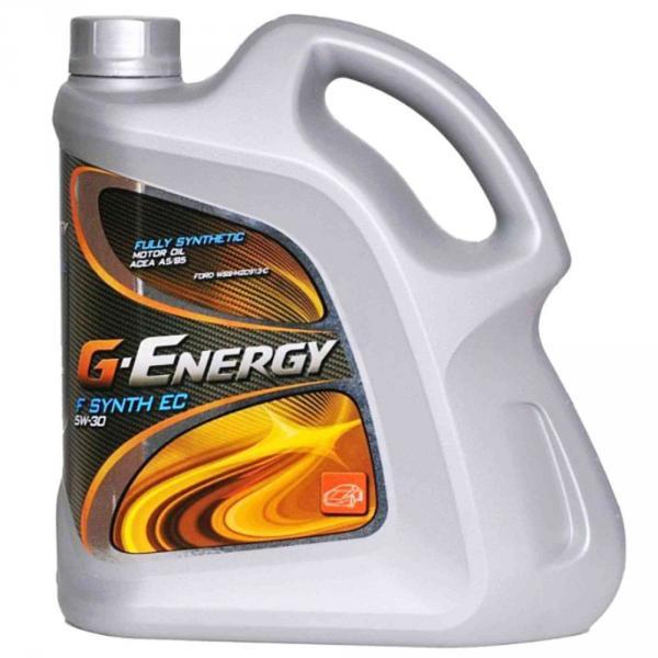 Моторное масло G-Energy F Synth 5W-30 Cинтетика