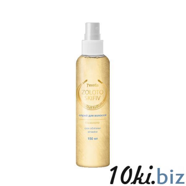 Спрей-кондиціонер для волосся з біозолотом, олією обліпихи та вітамінами  купить во Владимире-Волынском - Шампуни для волос с ценами и фото