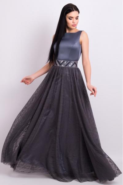 Длинное вечернее платье Валерия