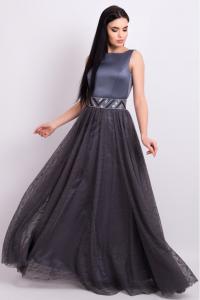 Фото Вечерние платья Длинное вечернее платье Валерия