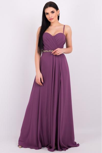 Длинное вечернее платье Пенелопа