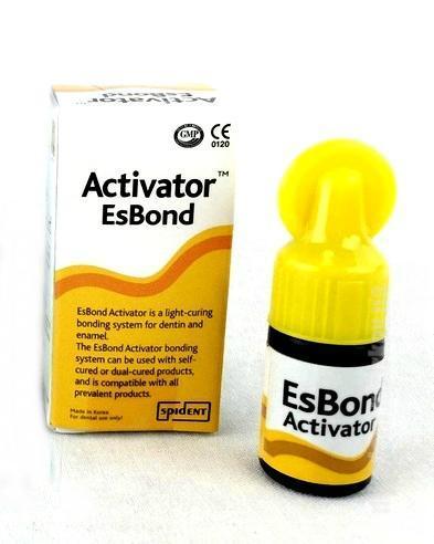 Фото Для стоматологических клиник, Материалы, Бондинговые системы EsBond Activator  - (ЭсБонд Активатор) дополнение к EsBond