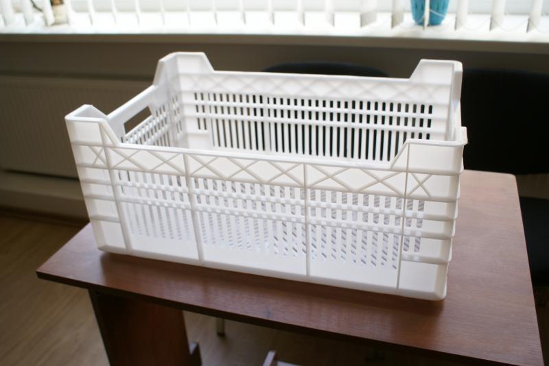 Ящик пластиковый Куринный № 260