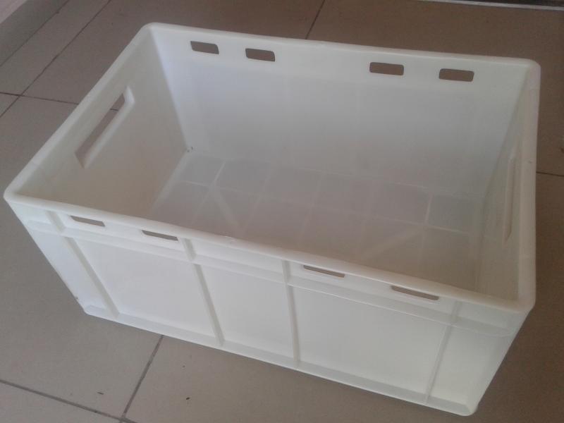 Ящик пластиковый колбасный , молочный