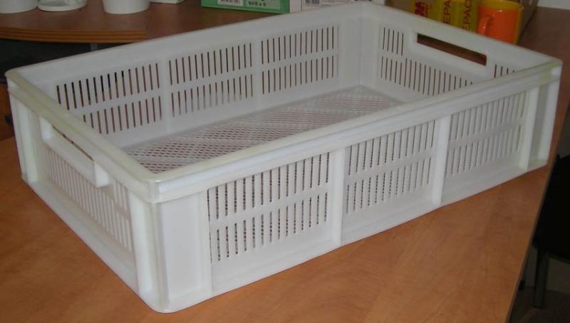 Ящик пластиковый овощной № 140