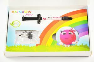 Rainbow flow (Рейнбоу флоу) цветной жидкотекучий композит