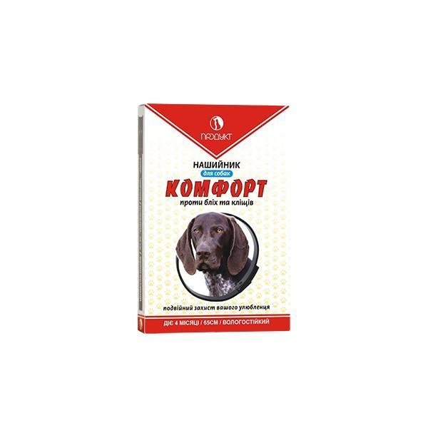 Нашийник Комфорт для собак продукт