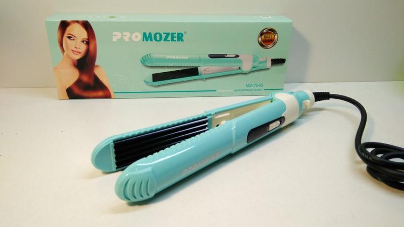 Утюжок для выравнивая волос Pro Mozer MZ 7040