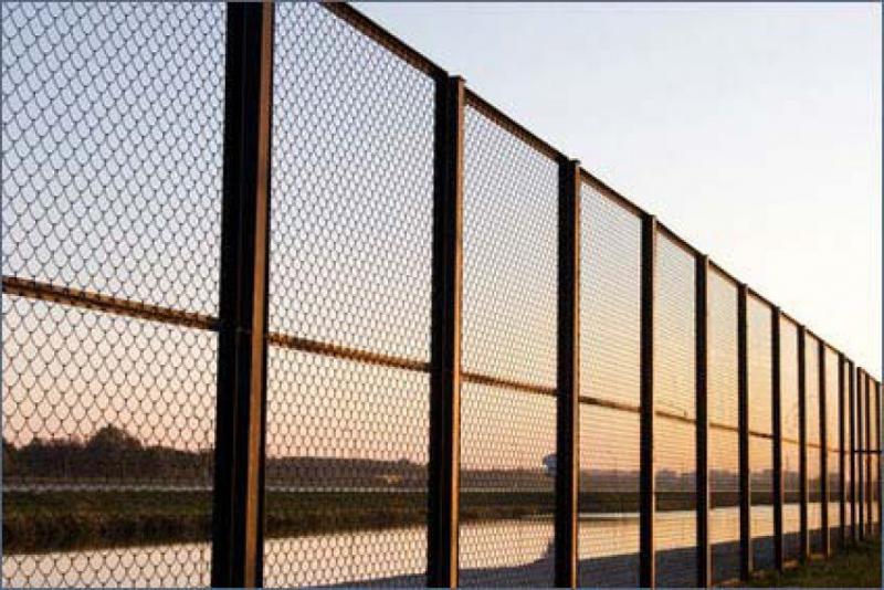 Ограждение забор
