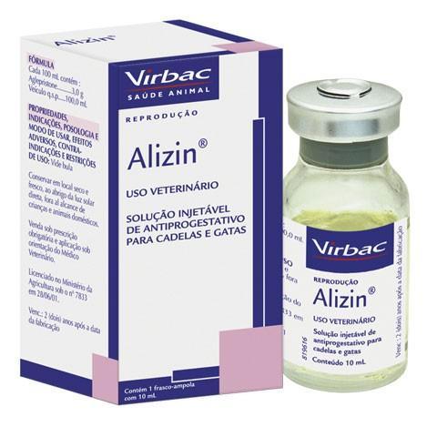 Алізін 10 мл VIRBAC