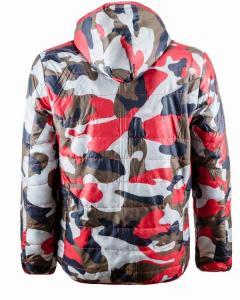 Фото  Мужская куртка в спортивном стиле