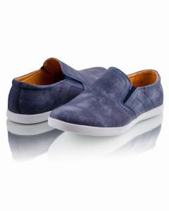 Фото  Стильные мужские туфли