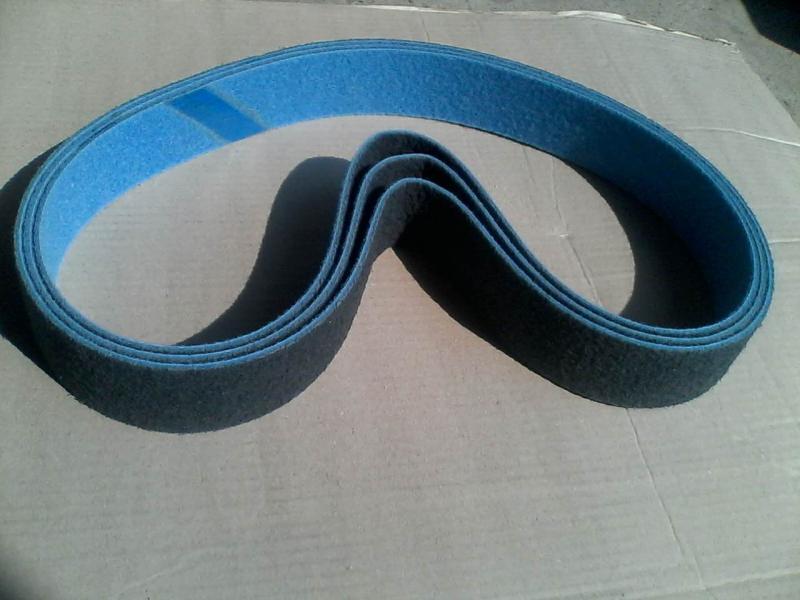 Шлифовальная лента  скотчбрайт для Гриндера  , нетканный абразивный материал