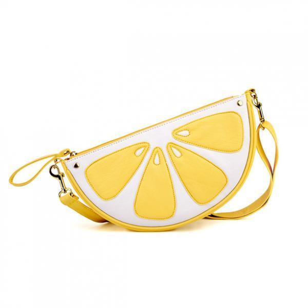"""женская сумка """"Сочный лимон"""""""
