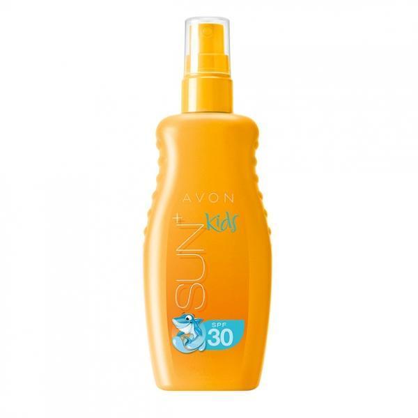 солнцезащитный лосьон для детской кожи, SPF 30, 150 мл