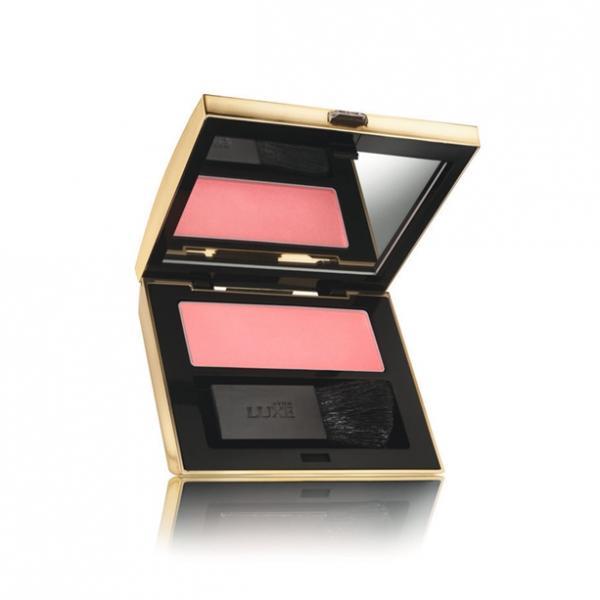 Фото макияж, лицо, румяна, бронзер Румяна LUXE. Show Stopping Pink/ Элегантная роза