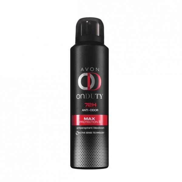 Дезодорант-антиперспирант спрей «Максимальный эффект» для мужчин (150 мл)