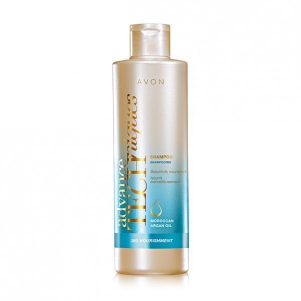 Фото для волос, advance techniques Питательный шампунь «Комплексный уход» (250 мл)