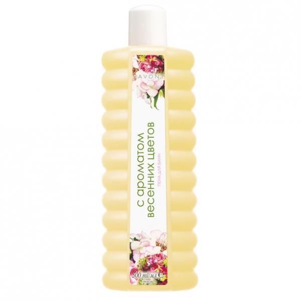 Пена для ванны с ароматом весенних цветов (500 мл)