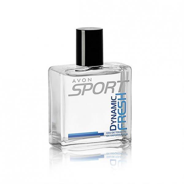 Фото парфюмерия, мужские ароматы Туалетная вода Sport Dynamic Fresh (50 мл)