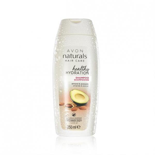 Фото для волос, шампуни и ополаскиватели Шампунь для волос «Природная мягкость. Авокадо и миндаль» (250 мл)