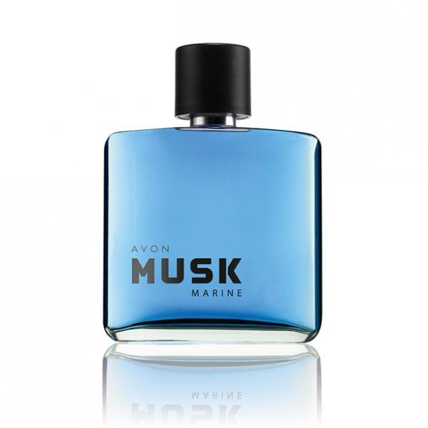 Фото парфюмерия, мужские ароматы Туалетная вода Musk Marine (75 мл)