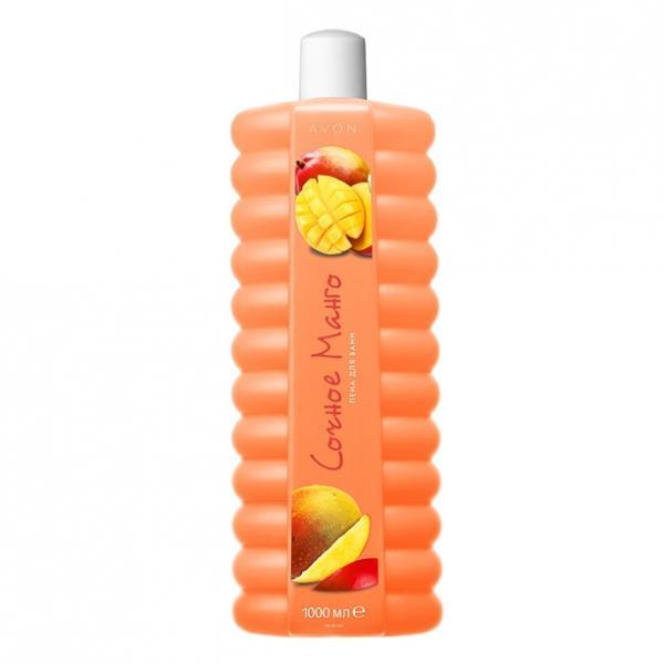 Пена для ванны «Сочное манго» (1000 мл)