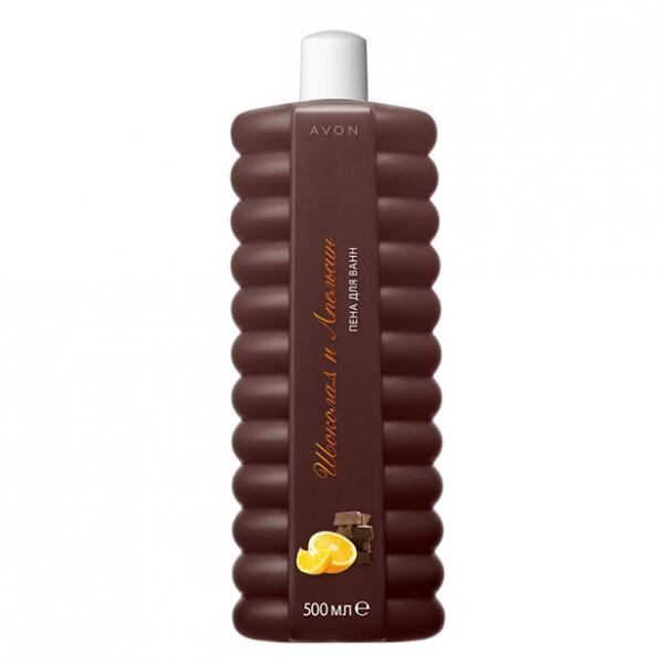 Пена для ванны «Шоколад и апельсин»